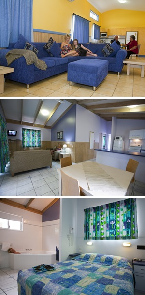 Central Coast Caravan Park Cabins Tourist Park